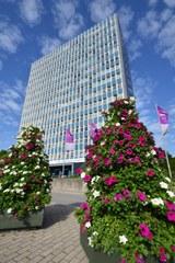 University of Kiel Administrative Building